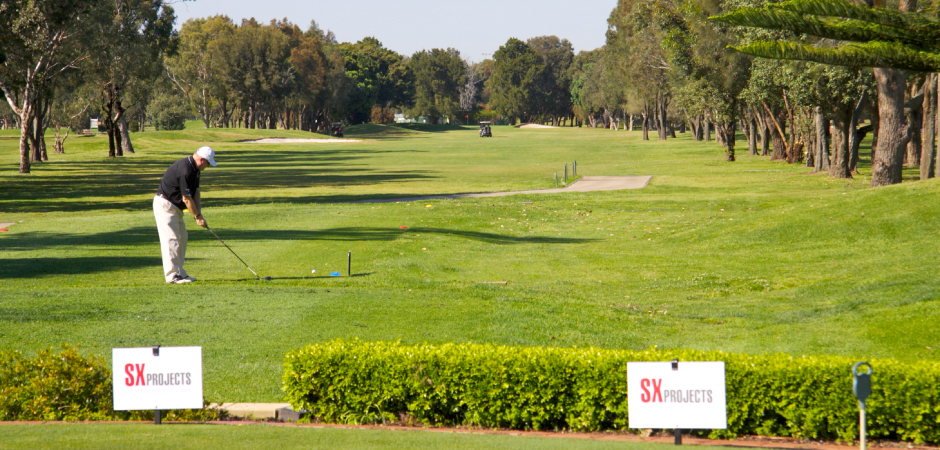 Beverley Park Golf Club - 2 Players, 18 holes + cart discount!