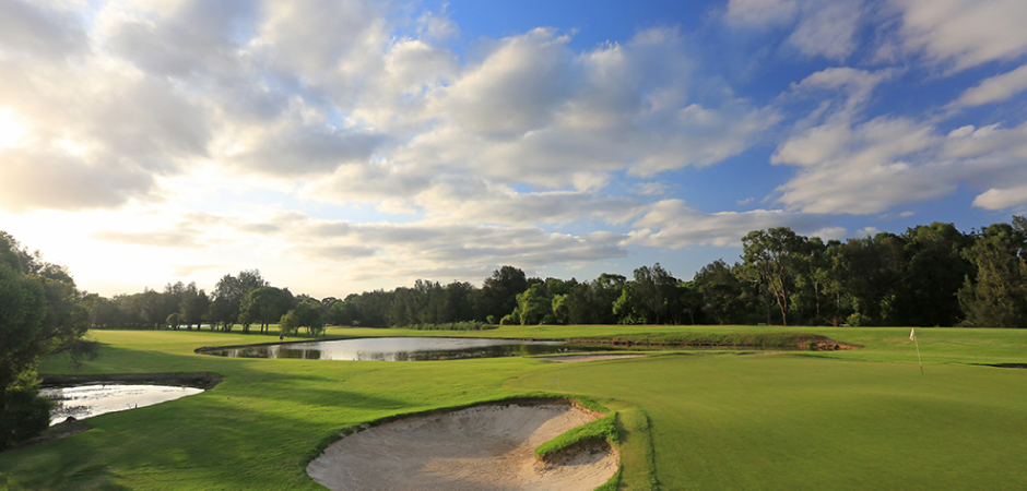 Bankstown – Two Players, 18 Holes, Including Cart!
