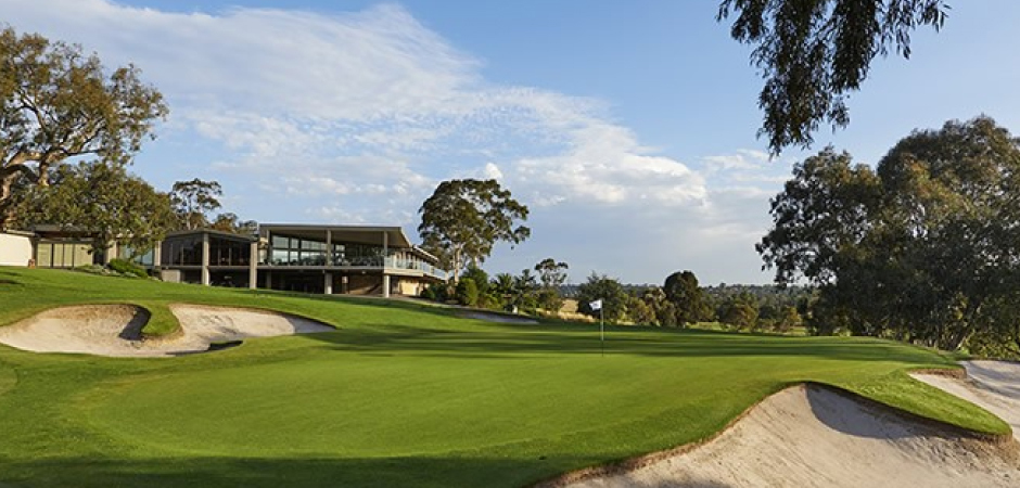 The Rosanna Golf Club – Single Player, 18 holes, Walking