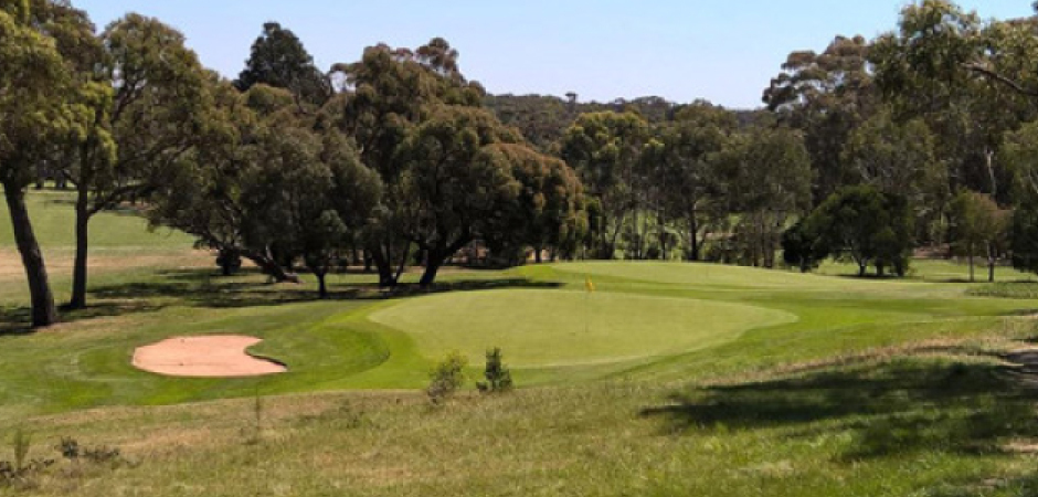 Buninyong Golf Club – Two Players, 18 Holes, Including Cart and Drinks!